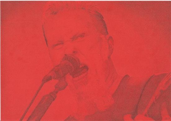 James Hetfield by vidaddict